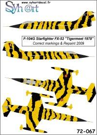 F-104G Tigermeet width=