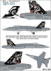 FA-18C Tigermeet width=