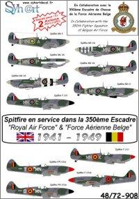 spitfire 350Sqn